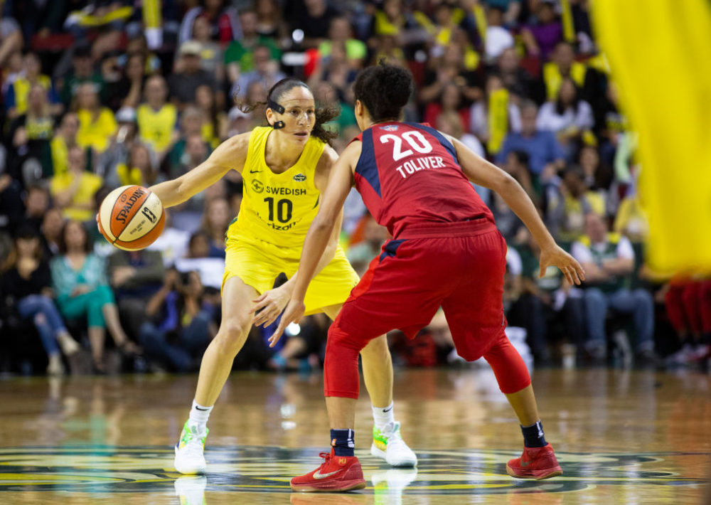 The WNBA collective bargaining agreement will now expire in 2019. (Lindsey Wasson/Getty Images)