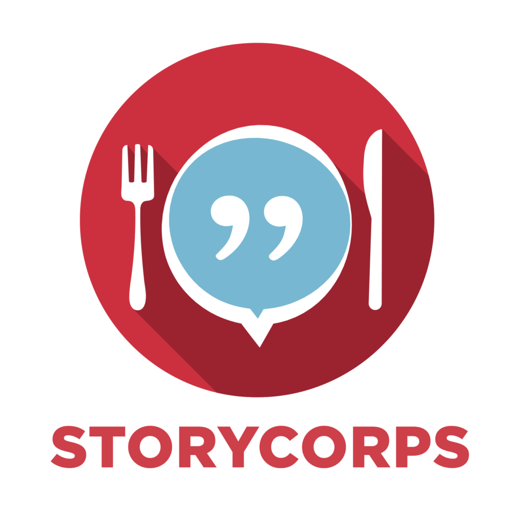 The Great Thanksgiving Listen is a project of StoryCorps, encouraging students to interview an elder in their family or community. (Courtesy, StoryCorps)