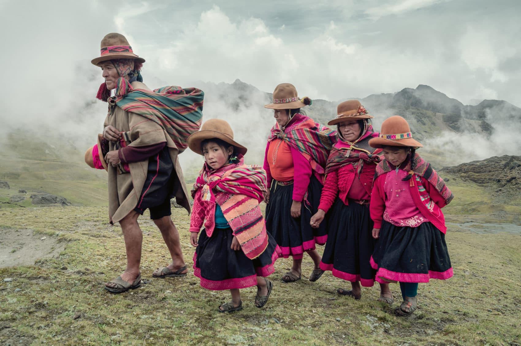 Q'ero | Qochamoqo, Hatun Q'eros, Andes | Peru 2018 (© Jimmy Nelson Pictures BV)