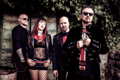 The Italian prog-rock band Goblin. (Courtesy)