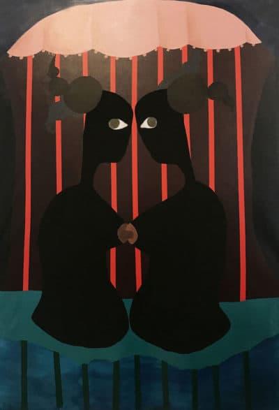 "Alexandria Smith's ""The Skin We Speak."" (Courtesy of the artist)"