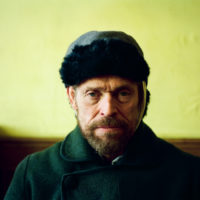 "Willem Dafoe as Vincent van Gogh in Julian Schnabel's ""At Eternity's Gate."" (Courtesy Lily Gavin)"