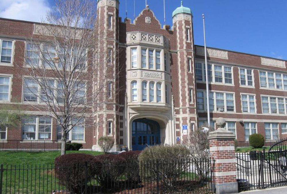 East Boston High School en 2017 (Cortesía East Boston High School)