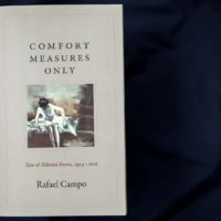 """Comfort Measures Only, New & Selected Poems, 1994-2016,"" by Rafael Campo (Robin Lubbock/WBUR)"