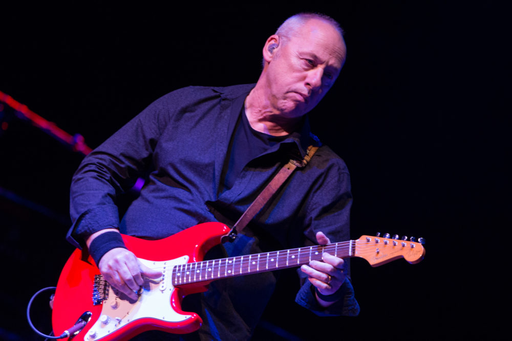 Mark Knopfler performs in concert in 2013 in Los Angeles. (Paul A. Hebert/Invision/AP)