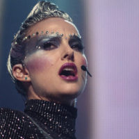"""Natalie Portman as Celeste in """"Vox Lux."""" (Courtesy NEON)"""