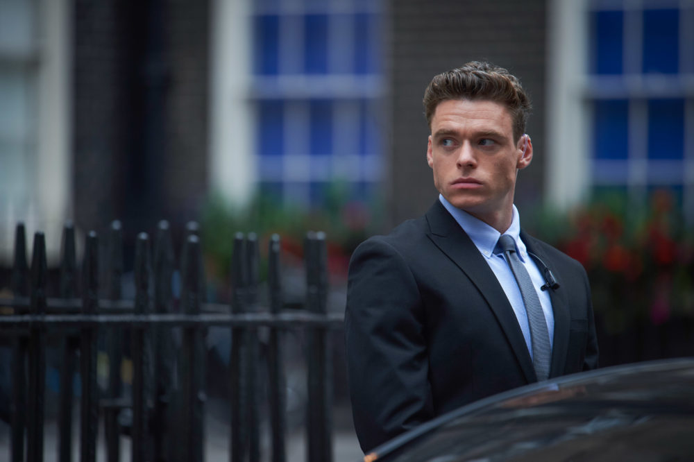 From Game Of Thrones To Bodyguard Richard Madden Plays The