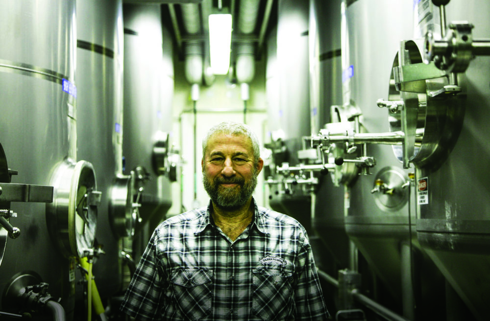 Sierra Nevada Brewing Company founder and CEO Ken Grossman. (Courtesy of Sierra Nevada Brewing Company)