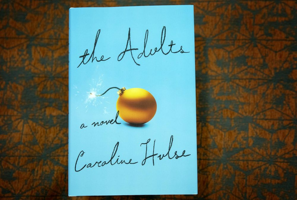 """The Adults,"" by Caroline Hulse. (Robin Lubbock/WBUR)"