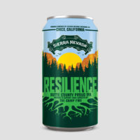 Sierra Nevada Brewing Company is releasing a special beer, Resilience IPA, to raise money for the victims of the Camp Fire. (Courtesy of Sierra Nevada Brewing Company)