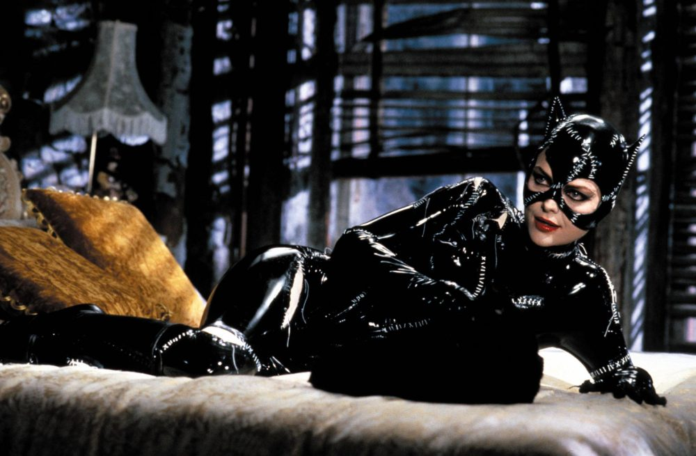 Michelle Pfeiffer as Catwoman. (Courtesy Warner Bros.)