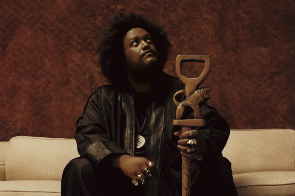 Kamasi Washington. (Courtesy of Durimel)
