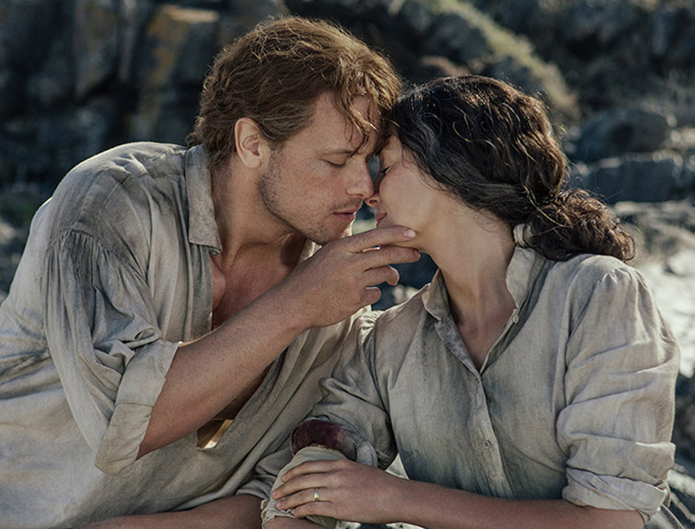 Why Sex-Ed Classes Should Use Steamy Scenes From 'Outlander' To