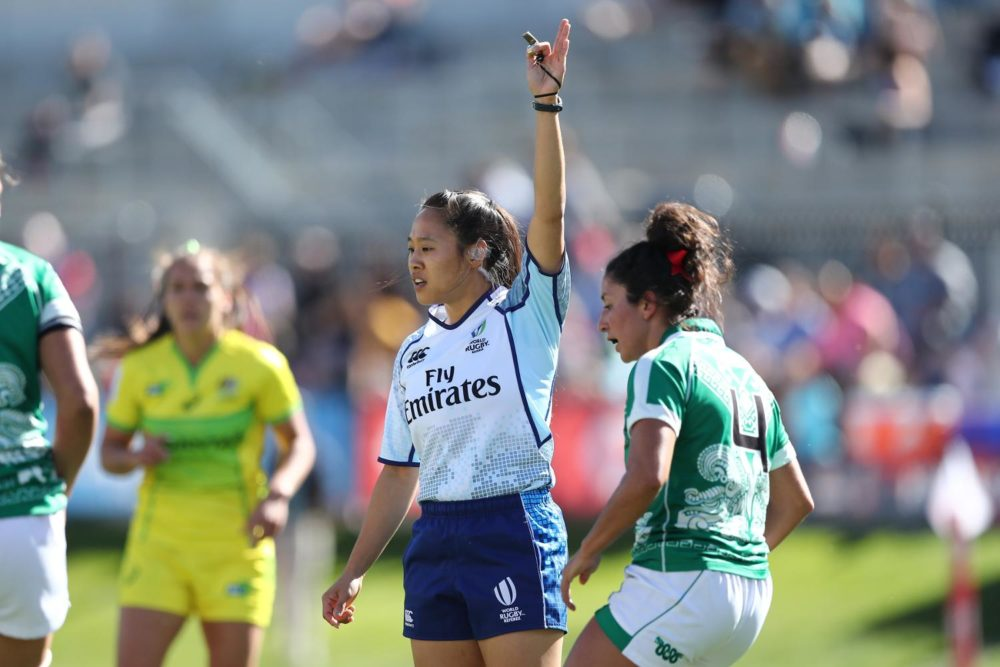 How Emily Hsieh S Olympic Dream Led Her To Rugby Refereeing Only A Game