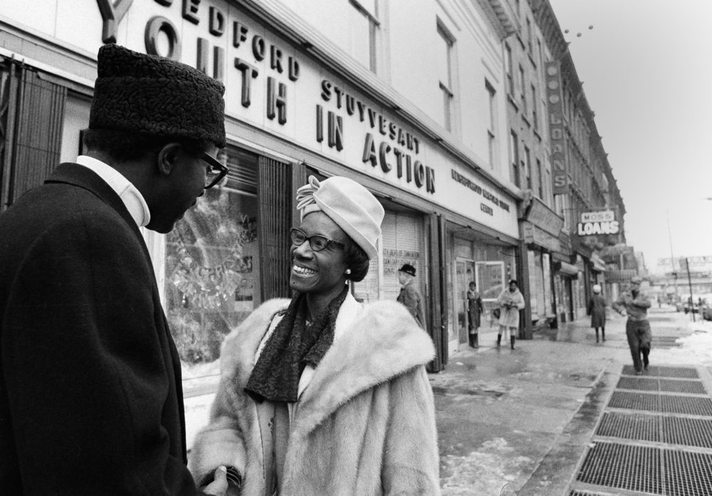 Shirley Chisholm, in a 1968 file photo (John Duricka/AP)