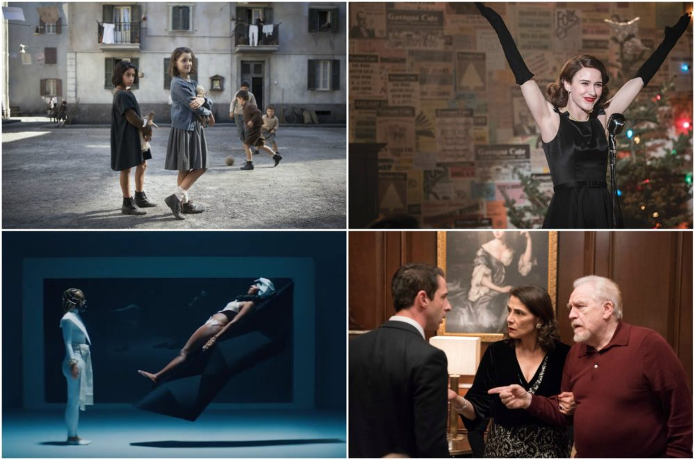 "Critic-at-large Ed Siegel names off ""My Brilliant Friend,"" ""The Marvelous Mrs. Maisel,"" ""Dirty Computer"" and ""Succession"" among his favorite shows of 2018. (Courtesy)"