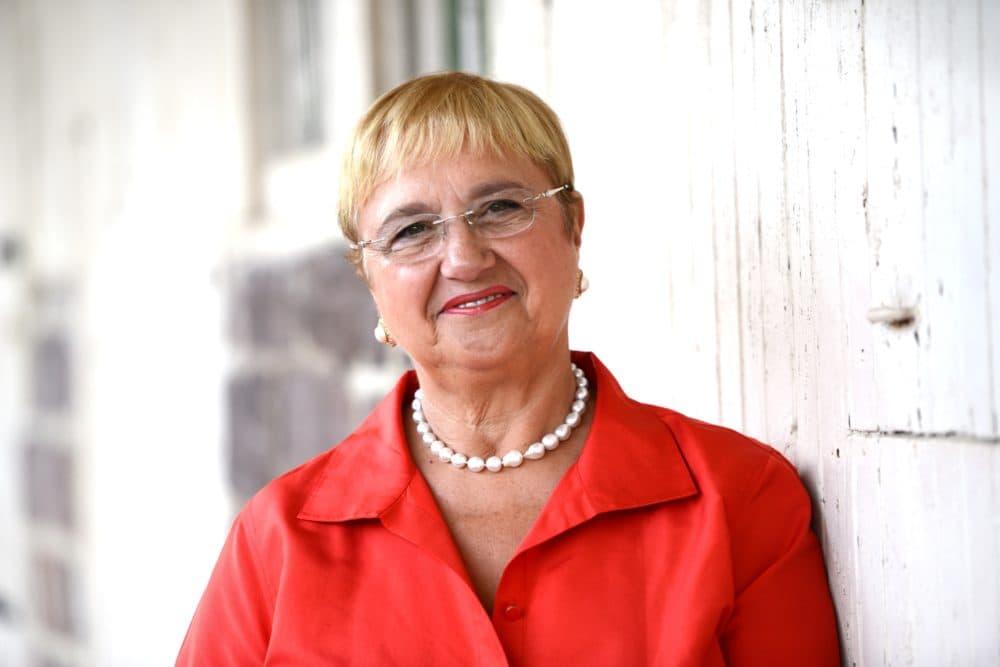 "Chef Lidia Bastianich (Courtesy of ""Lidia Celebrates America""/ WGBH-TV Meredith Nierman)"