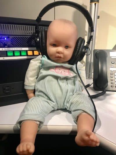 Fumiko at NPR