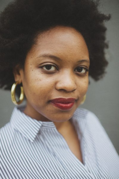 Author Nakia Hill. (Courtesy)