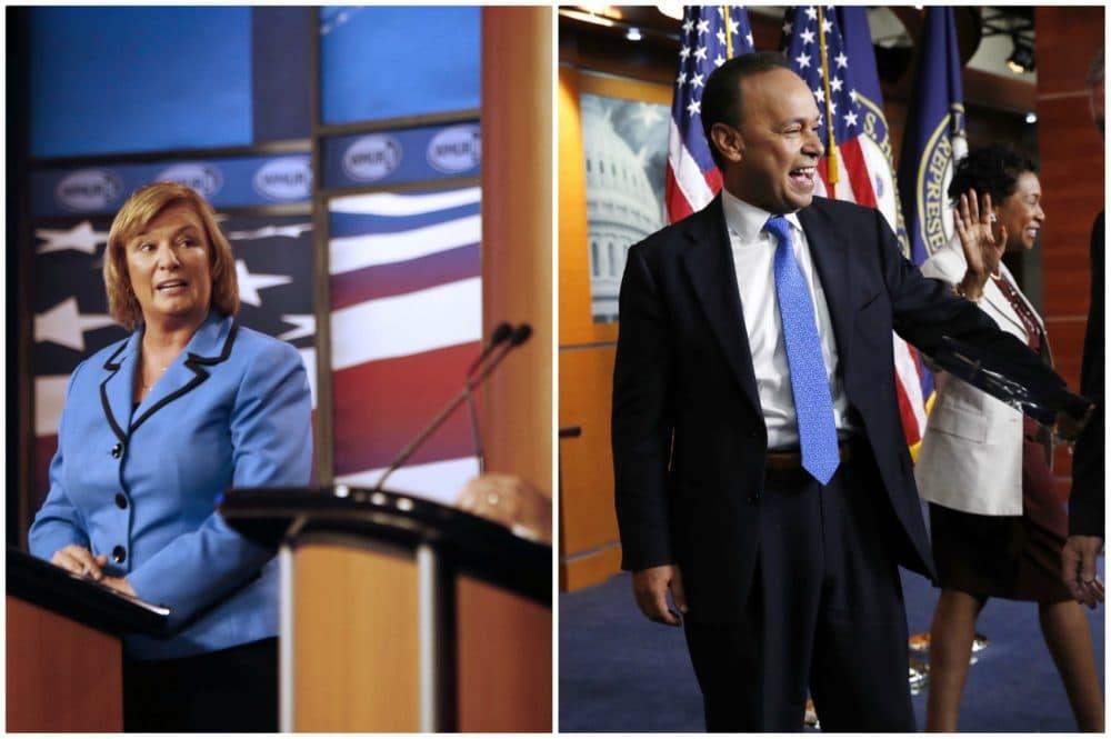 Rep. Carol Shea-Porter, D-N.H., and Rep.Luis Gutiérrez, D-Ill., are shown here. (Jim Cole/AP and Jacquelyn Martin/AP)