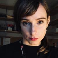 MFA film programmer Katherine Irving. (Courtesy)