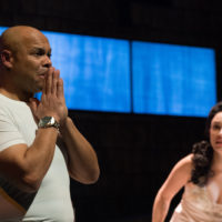 "Chris Butler as Othello in Oregon Shakespeare Festival's ""Othello."" (Courtesy Jenny Graham/Oregon Shakespeare Festival)"