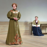 """Mary Beth Fisher and Nancy E. Carroll in """"A Doll's House."""" (Courtesy Kevin Berne)"""