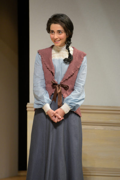 Nikki Massoud as Emmy, Nora's daughter, all grown up. (Courtesy Kevin Berne)