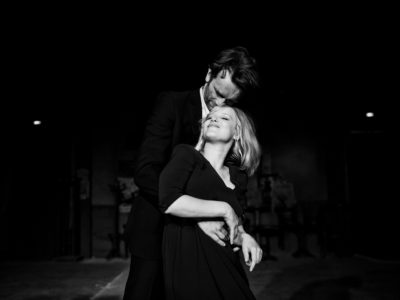"Tomasz Kot and Joanna Kulig in ""Cold War."" (Courtesy Lukasz Bak)"
