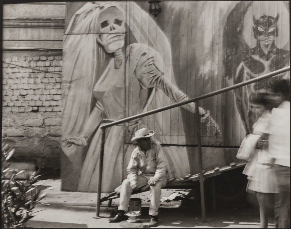 """House of Death"" by Graciela Iturbide. (Courtesy Museum of Fine Arts)"