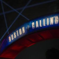 The entrance to Boston Calling as seen during 2018's festival. (Jesse Costa/WBUR)