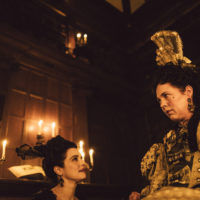 "Rachel Weisz and Olivia Colman in ""The Favourite."" (Courtesy of Yorgos Lanthimos/20th Century Fox)"