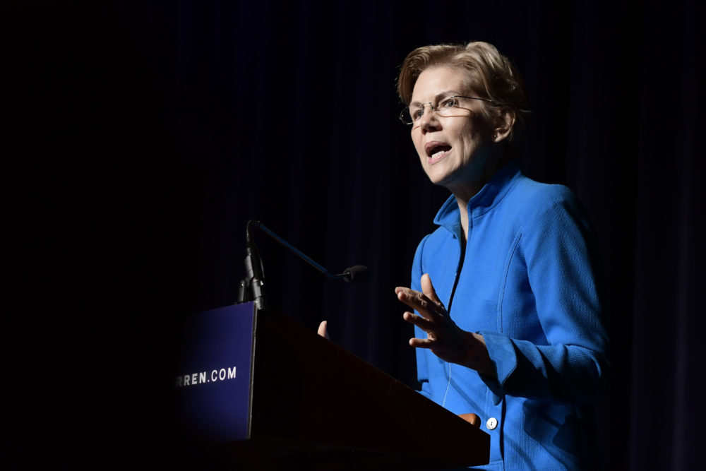 Elizabeth Warren (Carlos Giusti/AP)