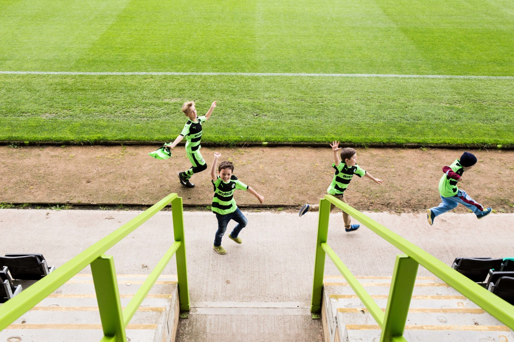 (Courtesy Forest Green Rovers)
