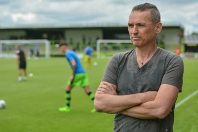 FGR Chairman Dale Vince. (Courtesy Forest Green Rovers)