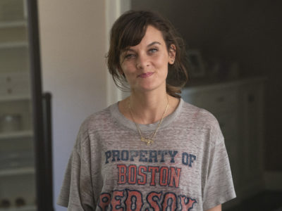 "Frankie Shaw as Bridgette in ""SMILF,"" Season 2, Episode 2. (Courtesy Mark Schafer/Showtime)"