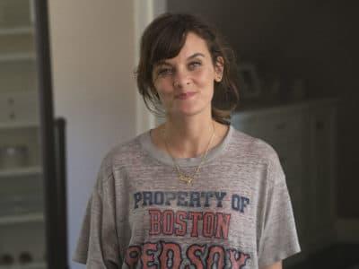 """Frankie Shaw as Bridgette in """"SMILF,"""" Season 2, Episode 2. (Courtesy Mark Schafer/Showtime)"""