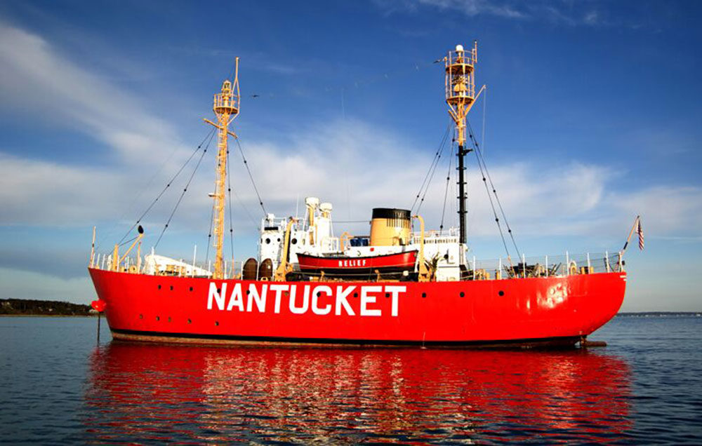 You Can Buy This Restored Nantucket Lightship For $5.2 Million