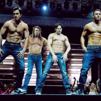 """The cast of the film """"Magic Mike."""" (Courtesy)"""