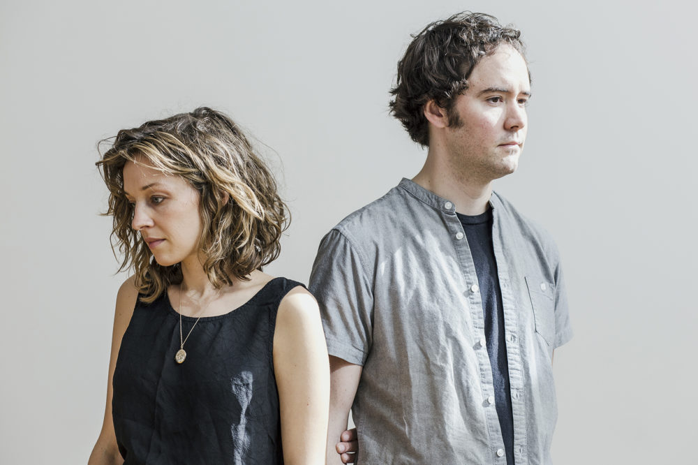 "Mandolin Orange is out with a new album, ""Tides of a Teardrop."" (Kendall Bailey/Courtesy of the artist)"
