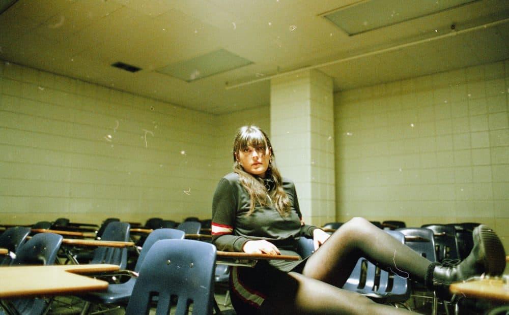 Vocalist Aubrey Haddard. (Courtesy Darius Hale)