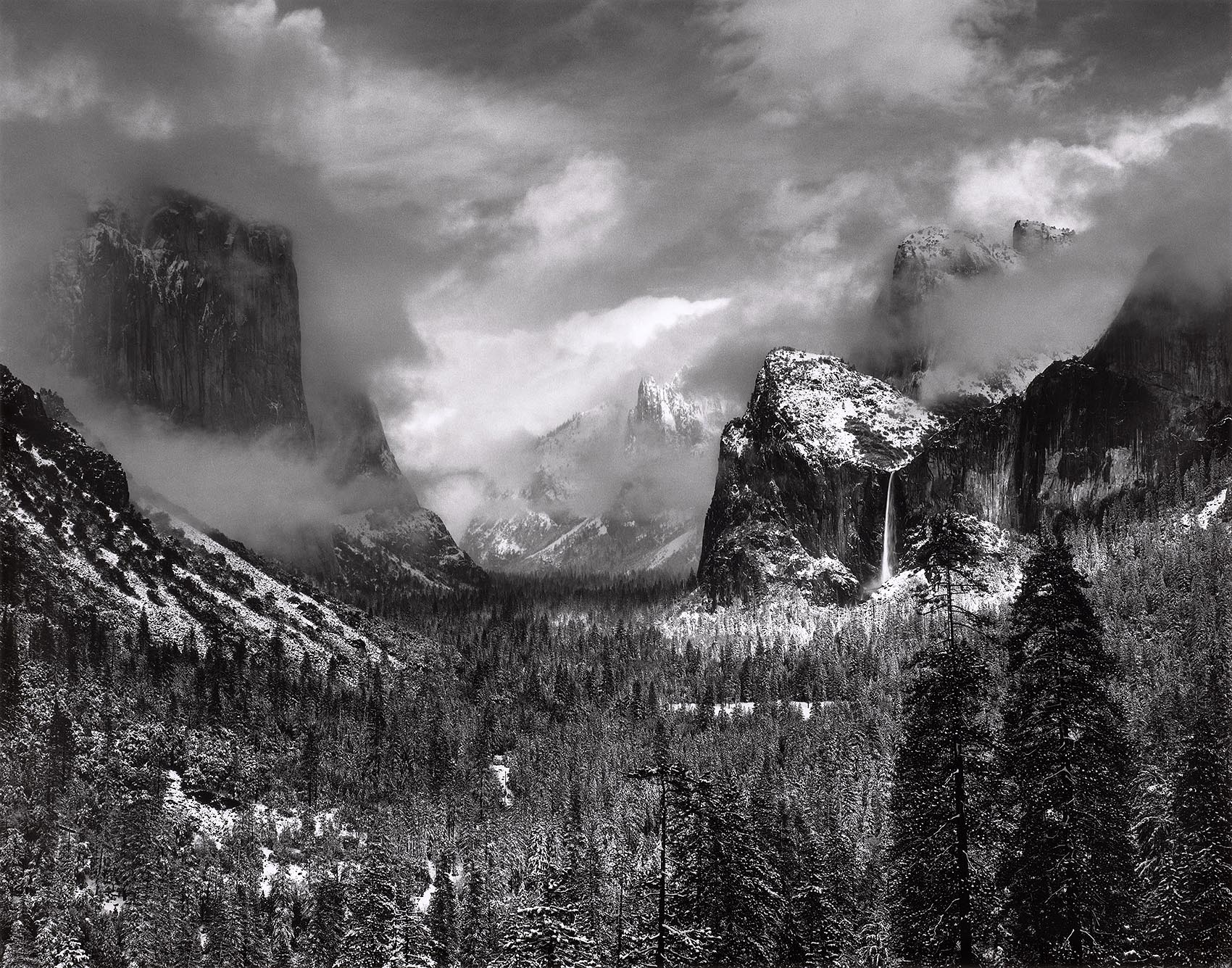 The Way We Take Photos Has Changed, But What Ansel Adams Brought ...