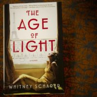 """The Age of Light,"" by Whitney Scharer. (Robin Lubbock/WBUR)"