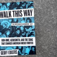 """Walk This Way,"" by Geoff Edgers. (Robin Lubbock/WBUR)"