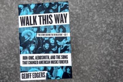 """Walk This Way,"" by Geoff Edgers. (Robin Lubbock/WBUR)"