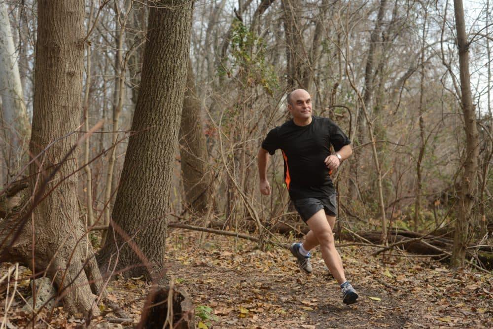 Wait Wait ... Don't Tell Me! host Peter Sagal has run 14 marathons. (Courtesy Kyle Cassidy)