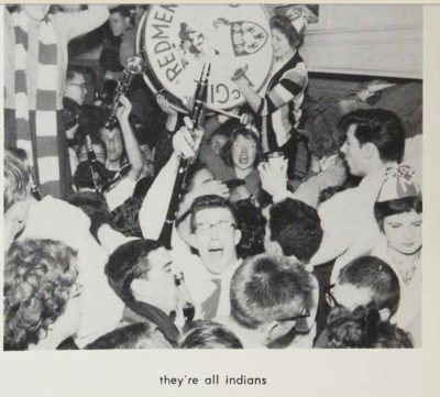 A photo from the 1961 Old McGill yearbook. (Courtesy Suzanne Morton)