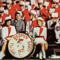 The 1962 McGill Redmen Band. (Courtesy Suzanne Morton)