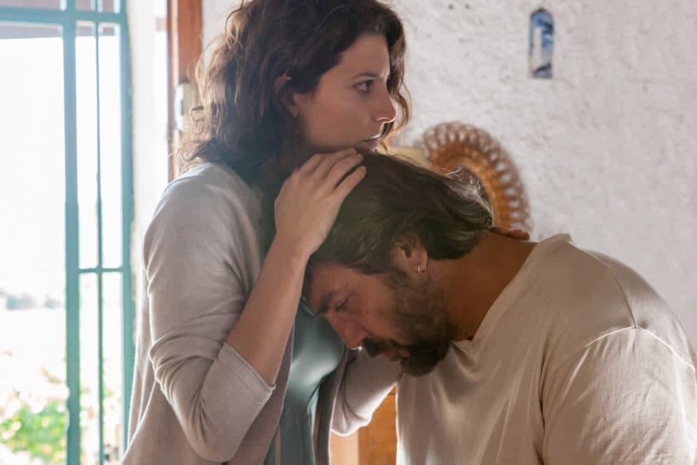 "Bárbara Lennie as Bea and Javier Bardem as Paco in Asghar Farhadi's ""Everybody Knows."" (Courtesy Teresa Isasi/Focus Features)"