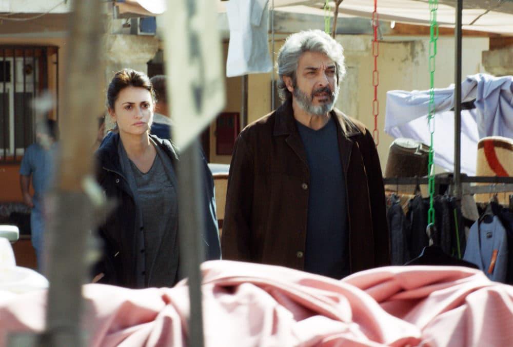 "Penélope Cruz as Laura and Ricardo Darín as Alejandro in Asghar Farhadi's ""Everybody Knows."" (Courtesy Teresa Isasi/Focus Features)"
